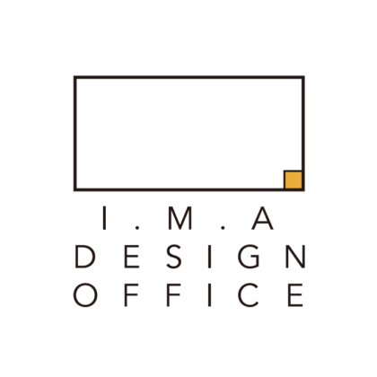 I.M.A DESIGN OFFICE(アイエムエーデザインオフィス)一級建築士事務所のロゴマーク